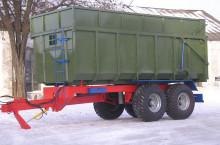Тракторно ремарке самосвал Кобзаренко ТСП-20