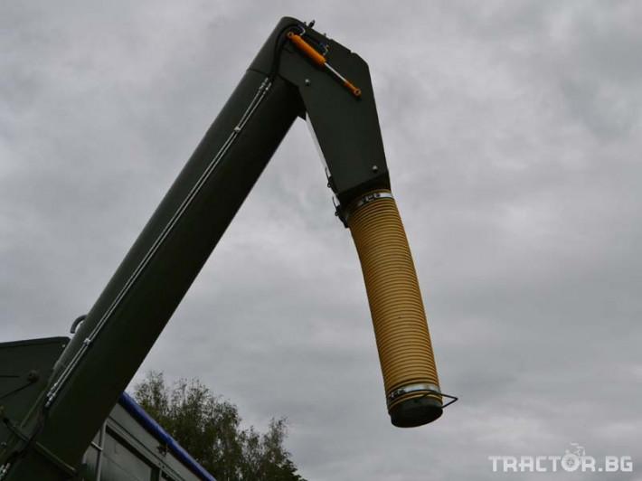 Ремаркета и цистерни Контейнер за събиране Кобзаренко ПБН-20 8 - Трактор БГ