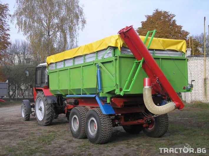Други Раздвижен шнек Кобзаренко 1 - Трактор БГ