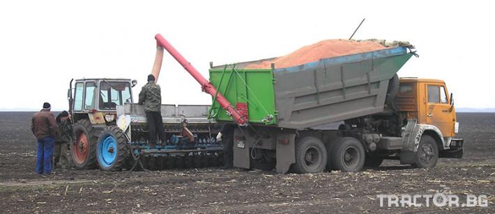 Други Раздвижен шнек Кобзаренко 2 - Трактор БГ
