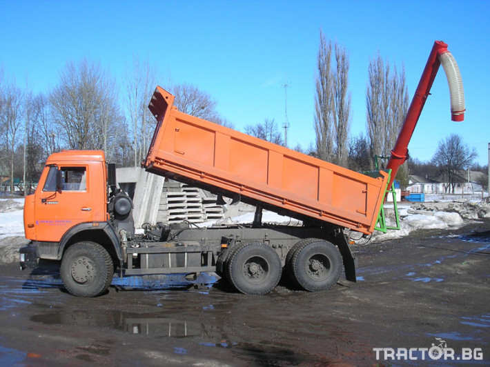 Други Раздвижен шнек Кобзаренко 4 - Трактор БГ