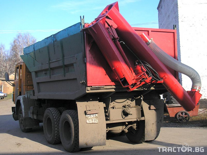 Други Хидравлично раздвижен шнек Кобзаренко 2 - Трактор БГ