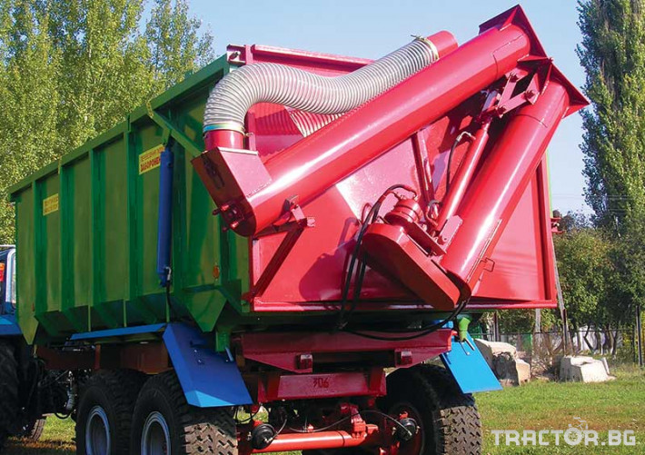 Други Хидравлично раздвижен шнек Кобзаренко 3 - Трактор БГ