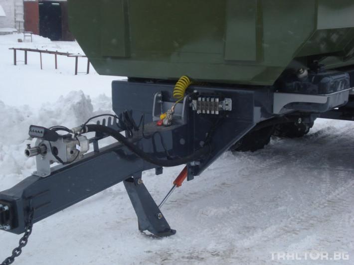 Други Хидравлично раздвижен шнек Кобзаренко 8 - Трактор БГ