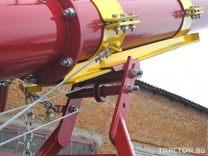 Други Стационарен шнек Кобзаренко СШ – електрически 2 - Трактор БГ