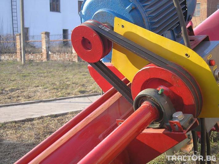 Други Стационарен шнек Кобзаренко СШ – електрически 7 - Трактор БГ