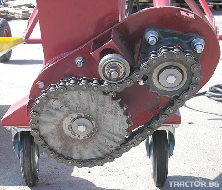 Други Стационарен шнек Кобзаренко СШ – електрически 8 - Трактор БГ