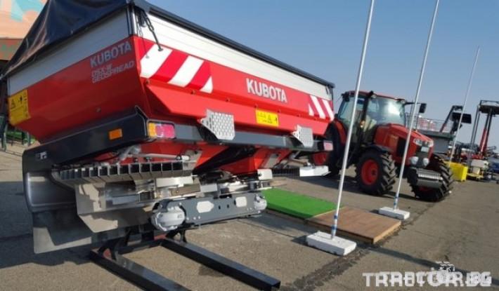 Торачки Kubota DSC/DSM/DSM-W/DSX/DSX-W/DSX-W GEOSPREAD 2 - Трактор БГ
