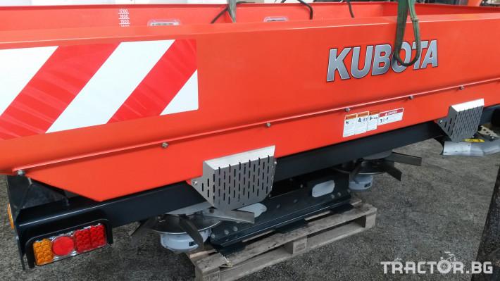 Торачки Kubota DSC/DSM/DSM-W/DSX/DSX-W/DSX-W GEOSPREAD 4 - Трактор БГ