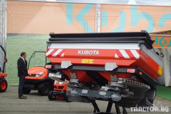 Торачки Kubota DSC/DSM/DSM-W/DSX/DSX-W/DSX-W GEOSPREAD 6 - Трактор БГ