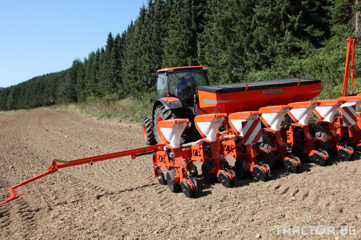 Сеялки Сеялки - пролет 1 - Трактор БГ