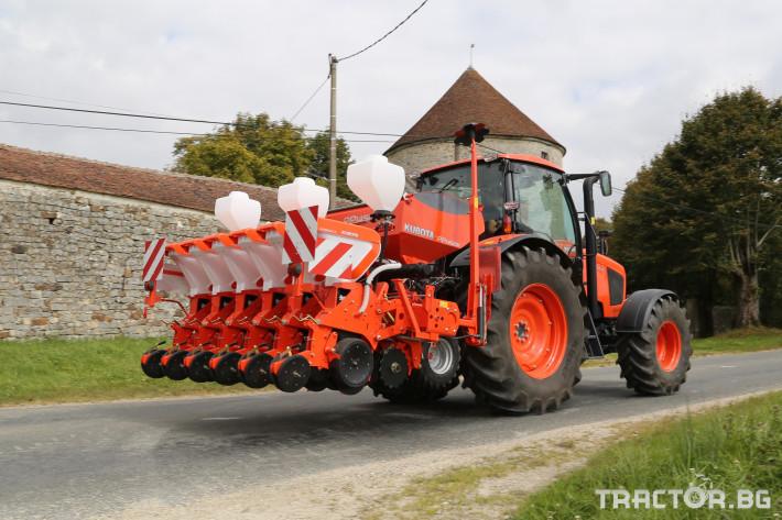 Сеялки Сеялки - пролет 2 - Трактор БГ