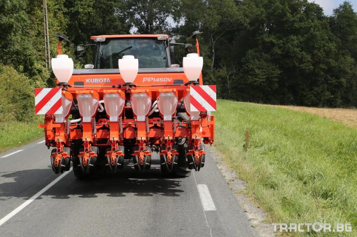 Сеялки Сеялки - пролет 3 - Трактор БГ