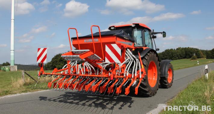 Сеялки Сеялки - есен 10 - Трактор БГ