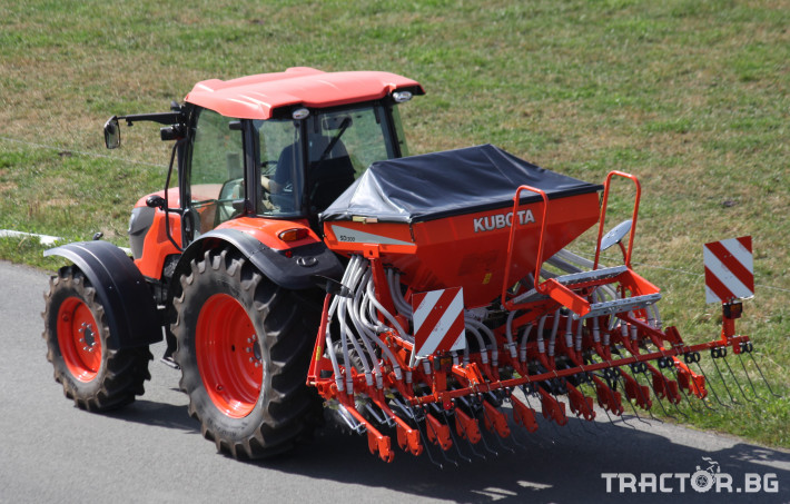 Сеялки Сеялки - есен 2 - Трактор БГ