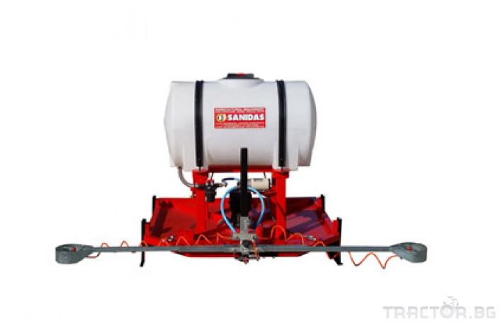 Машини за лозя / овошки Роторна косачка плоска марка SANIDAS 0 - Трактор БГ