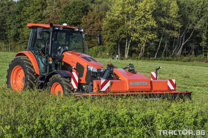 Трактори Kubota M5091, M5111 1 - Трактор БГ
