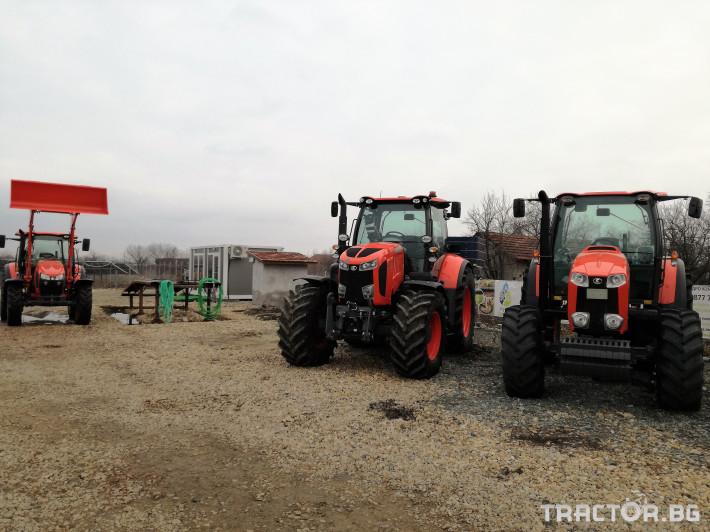 Трактори Kubota M5091, M5111 2 - Трактор БГ