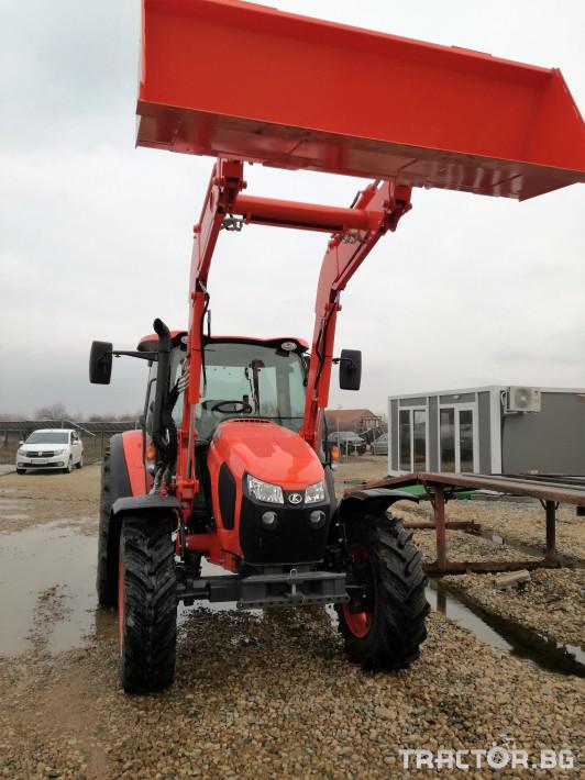 Трактори Kubota M5091, M5111 3 - Трактор БГ