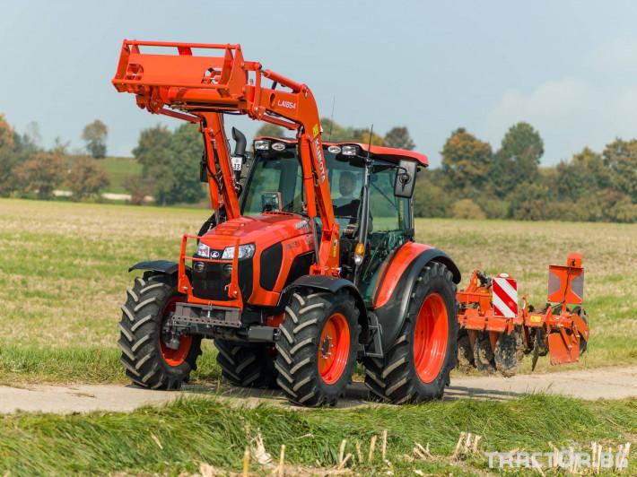 Трактори Kubota M5091, M5111 17 - Трактор БГ