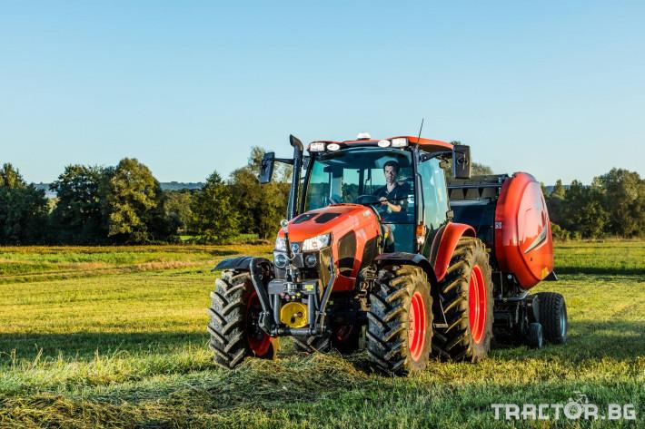 Трактори Kubota M5091, M5111 18 - Трактор БГ