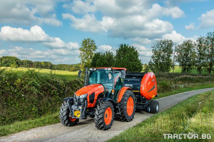 Трактори Kubota M5091, M5111 19 - Трактор БГ