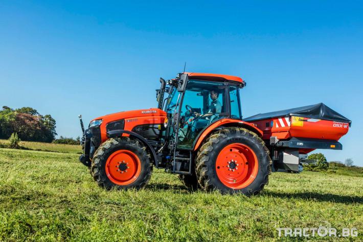 Трактори Kubota M5091, M5111 0 - Трактор БГ
