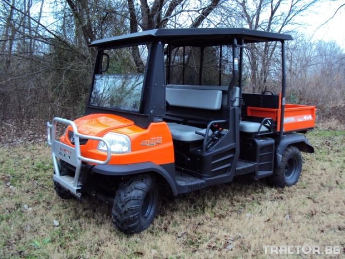 UTV, ATV, сервизни коли Многофункционални превозни средства RTV 3 - Трактор БГ