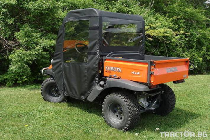 UTV, ATV, сервизни коли Многофункционални превозни средства RTV 9 - Трактор БГ