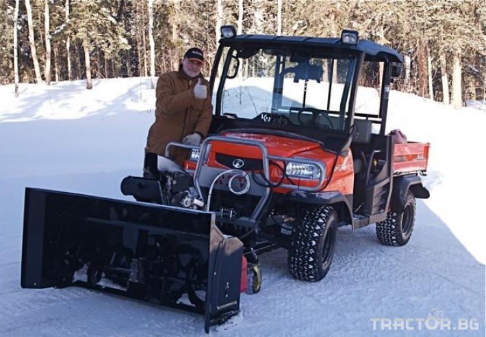 UTV, ATV, сервизни коли Многофункционални превозни средства RTV 10 - Трактор БГ