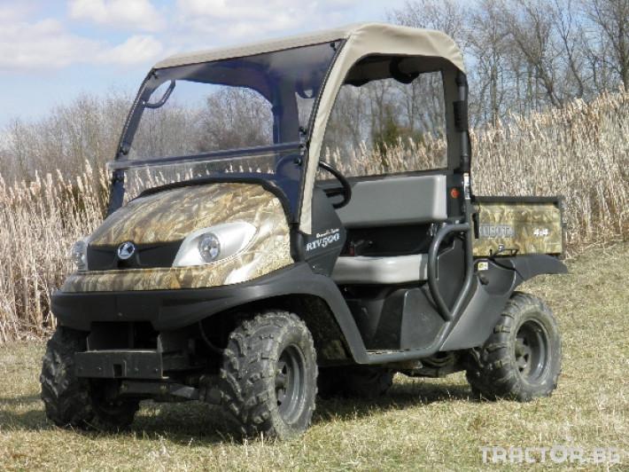UTV, ATV, сервизни коли Многофункционални превозни средства RTV 13 - Трактор БГ
