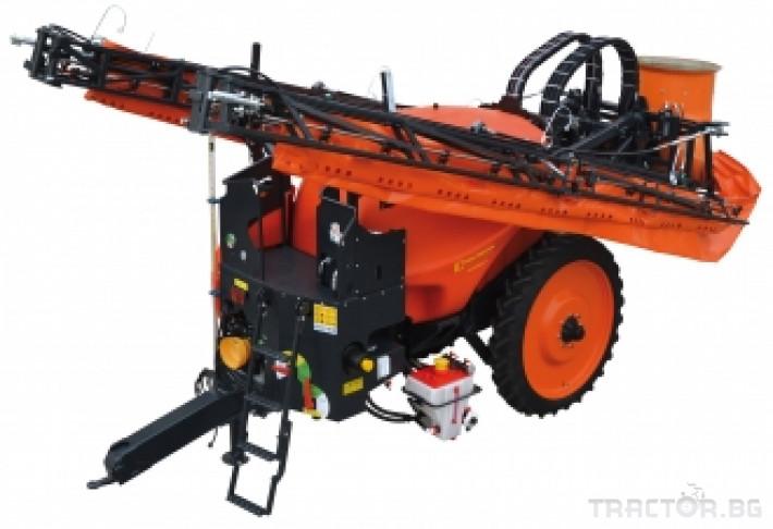 Пръскачки ПРОМО ЦЕНА!!! Прикачна щангова пръскачка Dal Degan Demetra 3000 0 - Трактор БГ