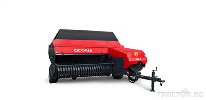 Сламопреси Cicoria PICK-UP 2747S 3 - Трактор БГ