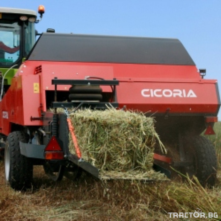 Сламопреси Cicoria PICK-UP 2747S 0 - Трактор БГ