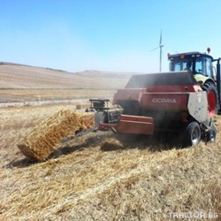 Сламопреси Cicoria PICK-UP 2747S 1 - Трактор БГ