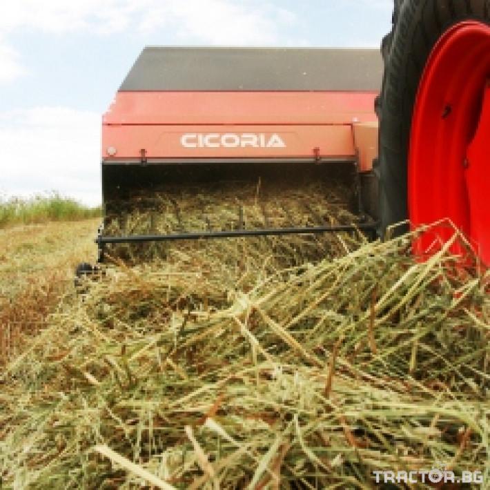Сламопреси Cicoria PICK-UP 2747S 2 - Трактор БГ