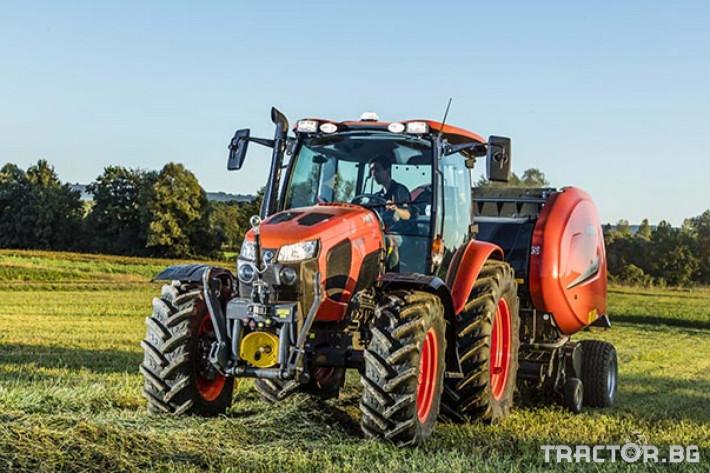 Трактори Kubota M5091 2 - Трактор БГ