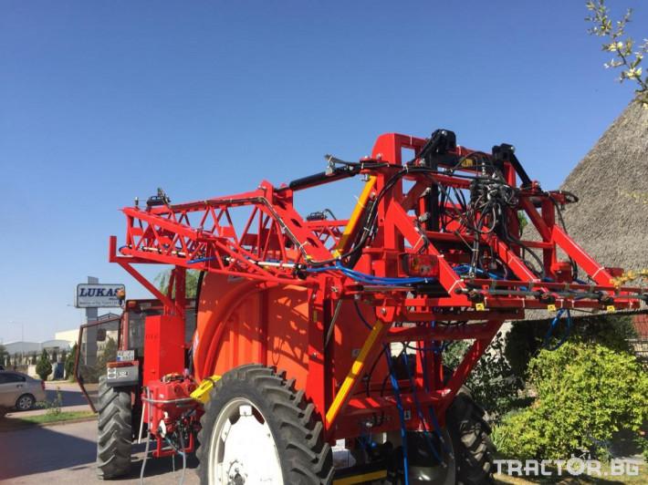 Пръскачки Пръскачка Lukas Mega 3000 1 - Трактор БГ