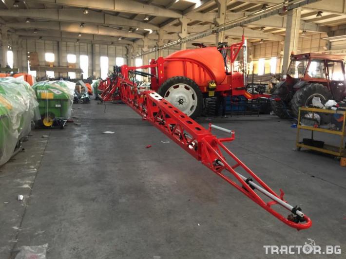 Пръскачки Пръскачка Lukas Mega 3000 2 - Трактор БГ