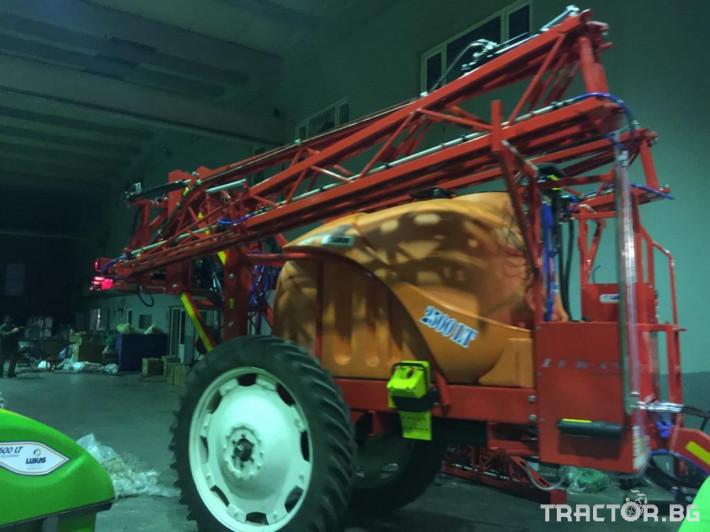 Пръскачки Пръскачка Lukas Mega 3000 3 - Трактор БГ
