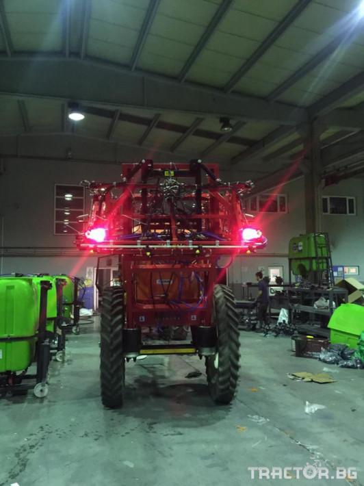 Пръскачки Пръскачка Lukas Mega 3000 4 - Трактор БГ