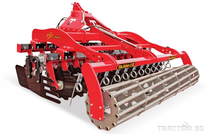 Брани Навесна дискова брана Tarim Oz 3m 0 - Трактор БГ