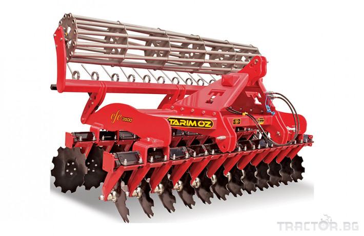 Брани Навесна дискова брана Tarim Oz 3m 1 - Трактор БГ