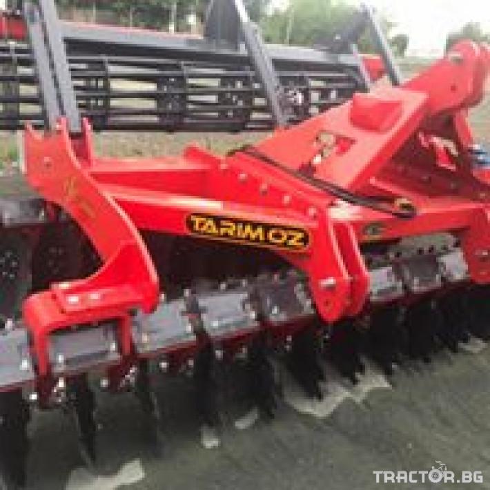 Брани Навесна дискова брана Tarim Oz 3m 3 - Трактор БГ