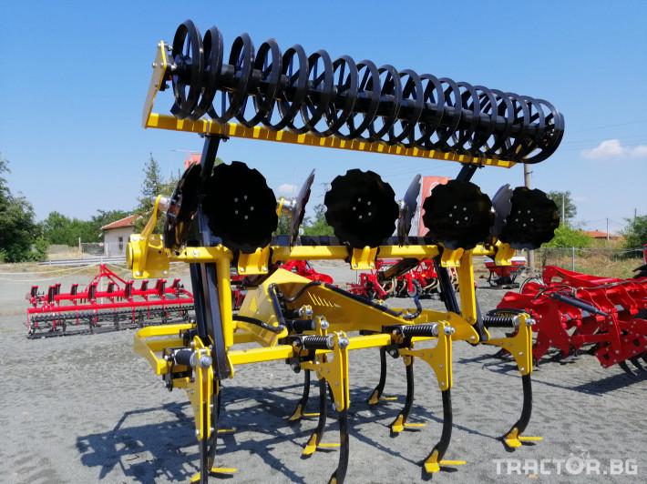 Култиватори Tarim Oz Royal 4000 1 - Трактор БГ