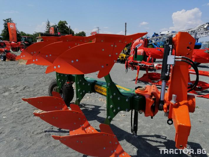 Плугове TarimOz, обръщателен 0 - Трактор БГ