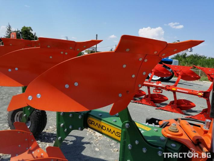 Плугове TarimOz, обръщателен 2 - Трактор БГ