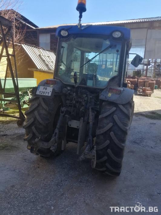 Трактори New-Holland T4.85F 1 - Трактор БГ