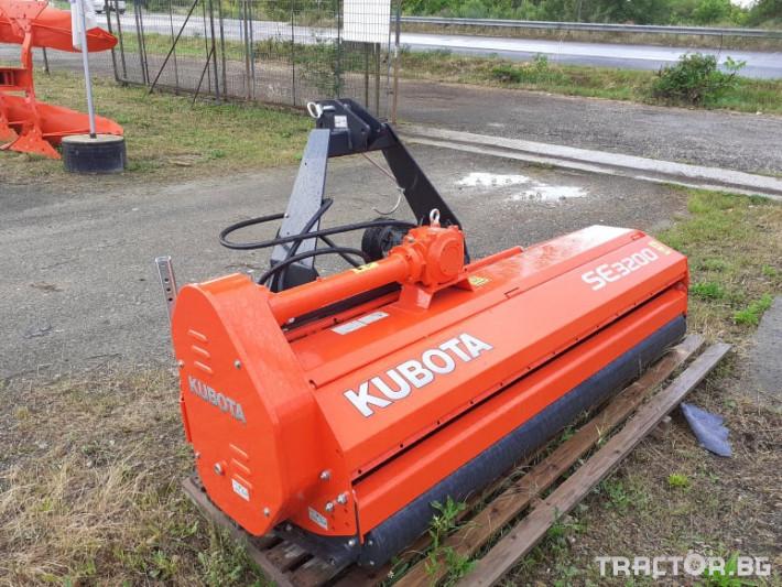 Мулчери Мулчер Kubota SE3200 0 - Трактор БГ
